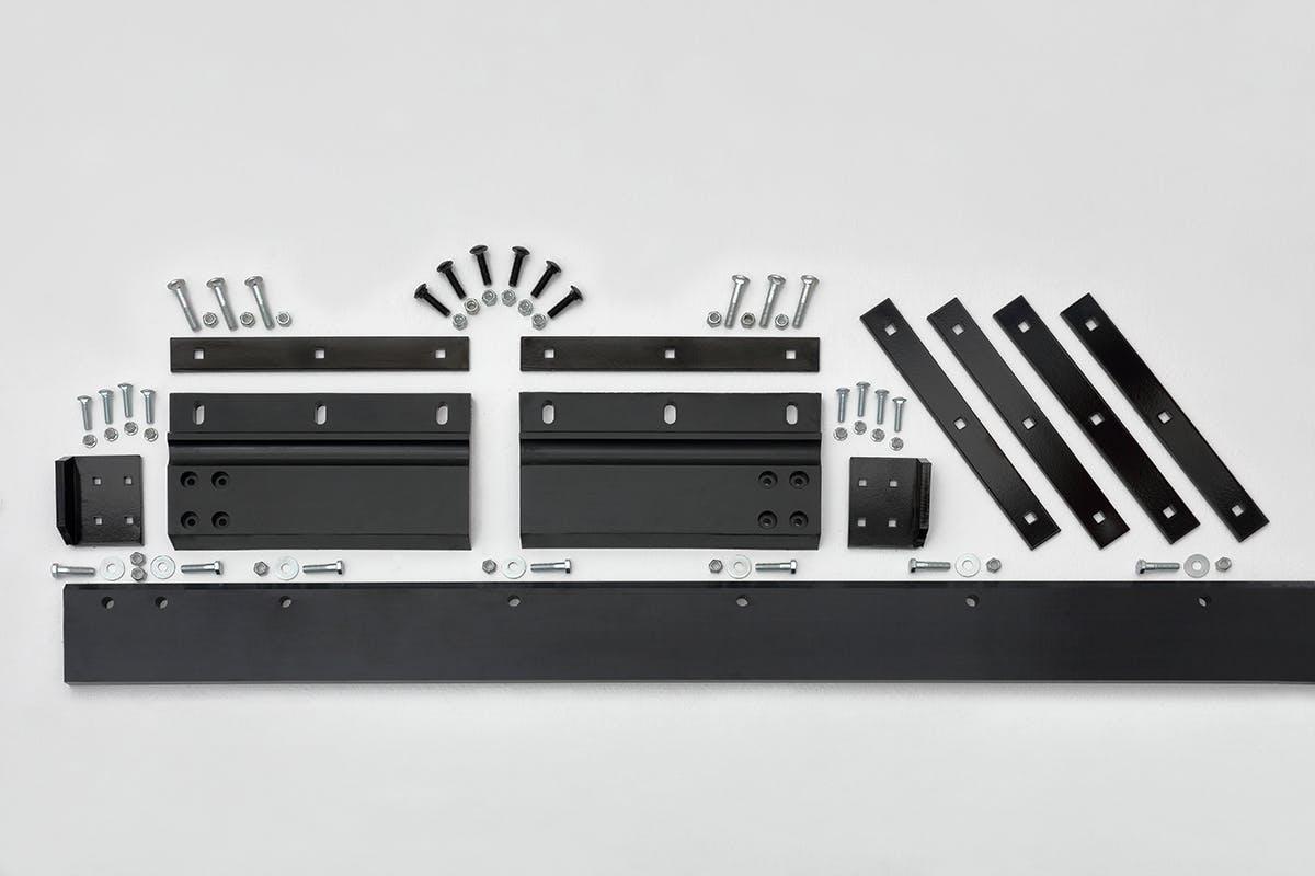 Poly Cutting Edge Kit - Moldboard & Wings
