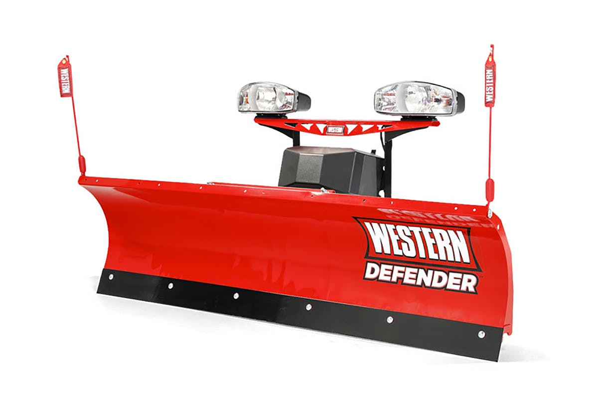 DEFENDER™ Snowplow