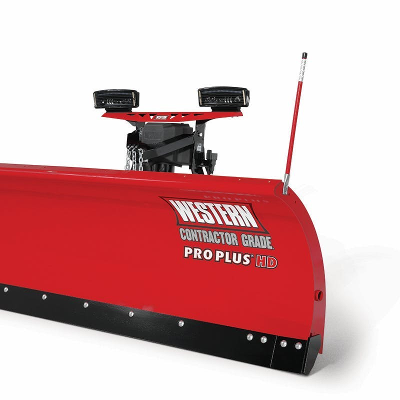 PRO PLUS® HD Snowplow