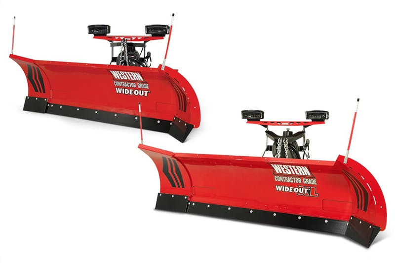 WIDE-OUT™ & WIDE-OUT™ XL Snowplows