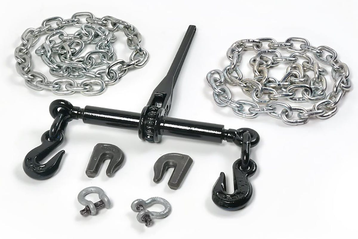 Pusher Plow Chain Kit