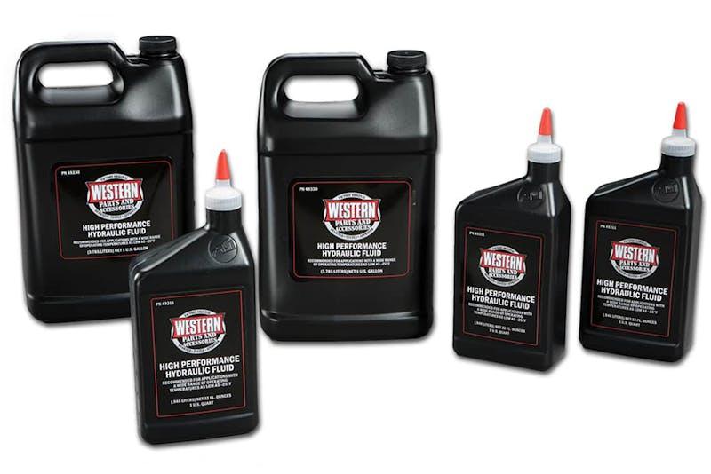 High Performance Hydraulic Fluid
