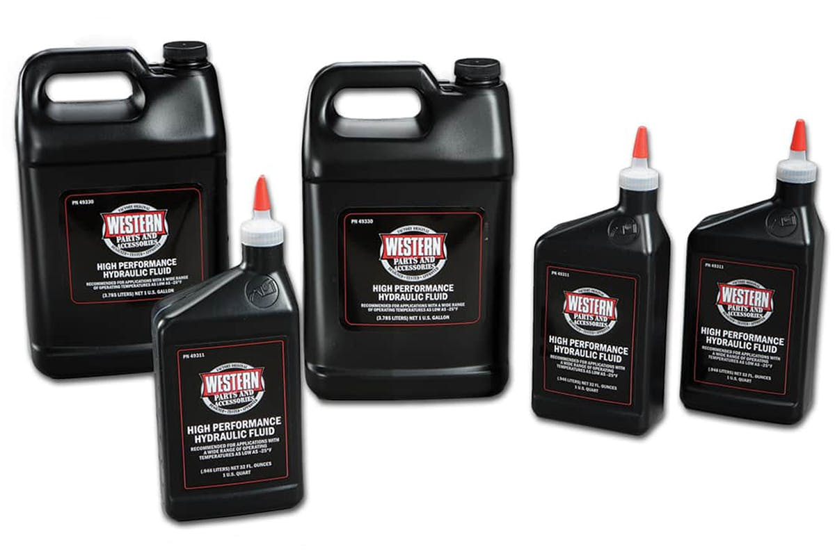 High Performance Hydraulic Fluid