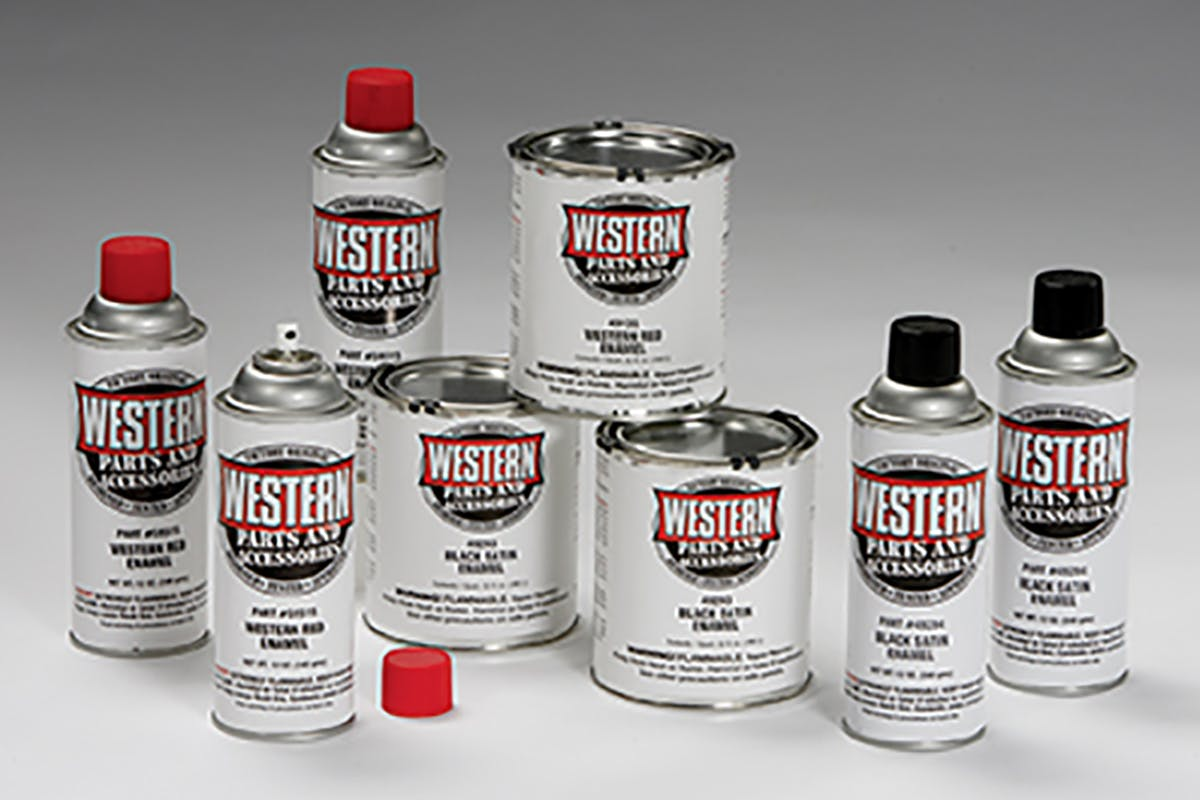 WESTERN® Factory Original Paint