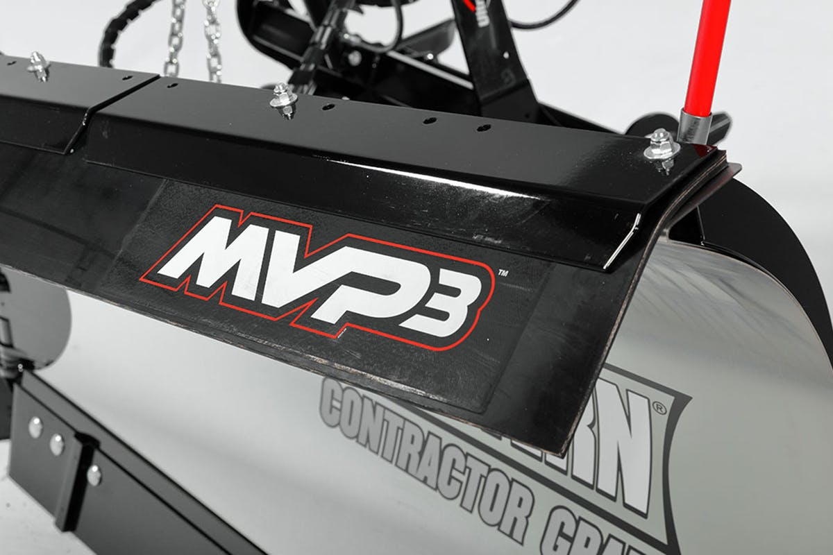 Rubber Snow Deflector - MVP 3™