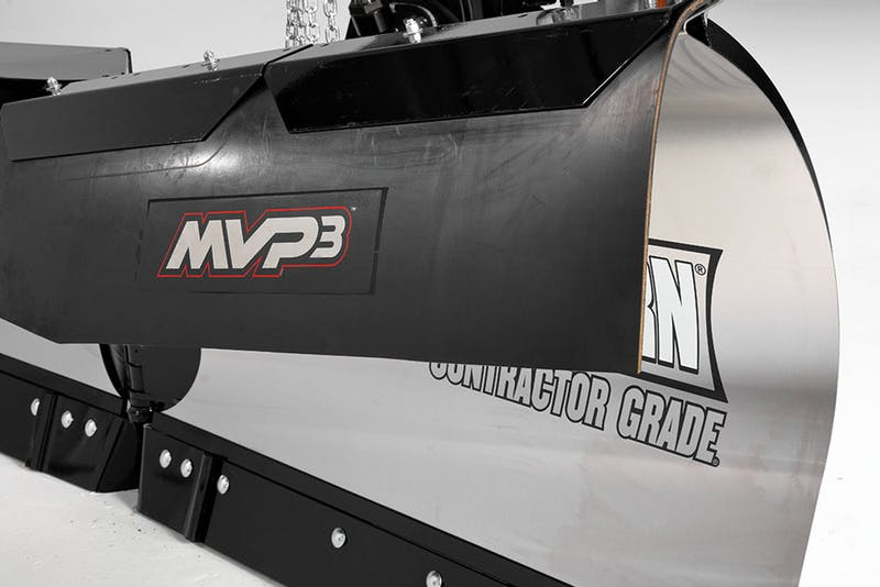 Rubber Snow Deflector Extended - MVP 3™