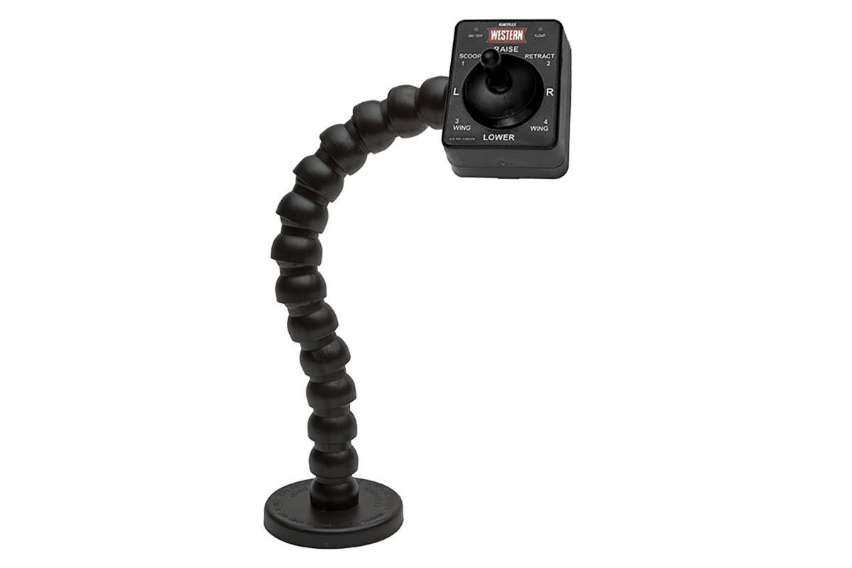 FLEX ARM™ Quick Release Flexible Control Mount