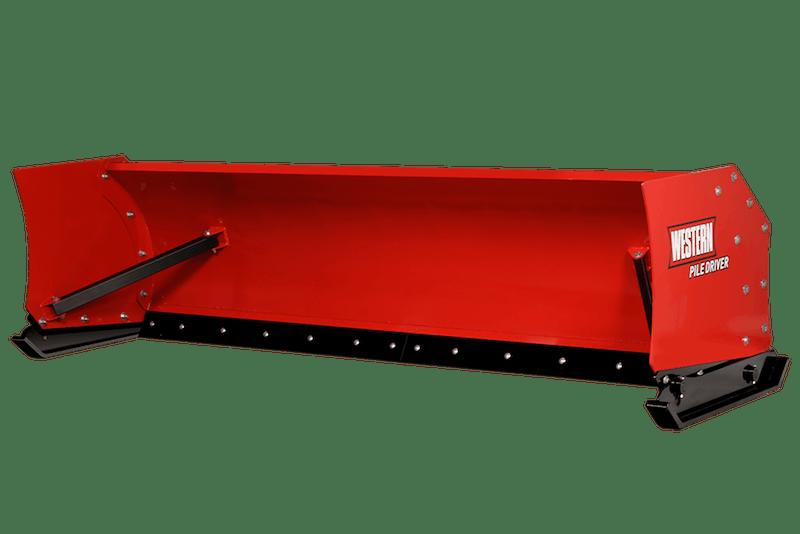 PILE DRIVER™ (12', 14' & 16') Snowplow
