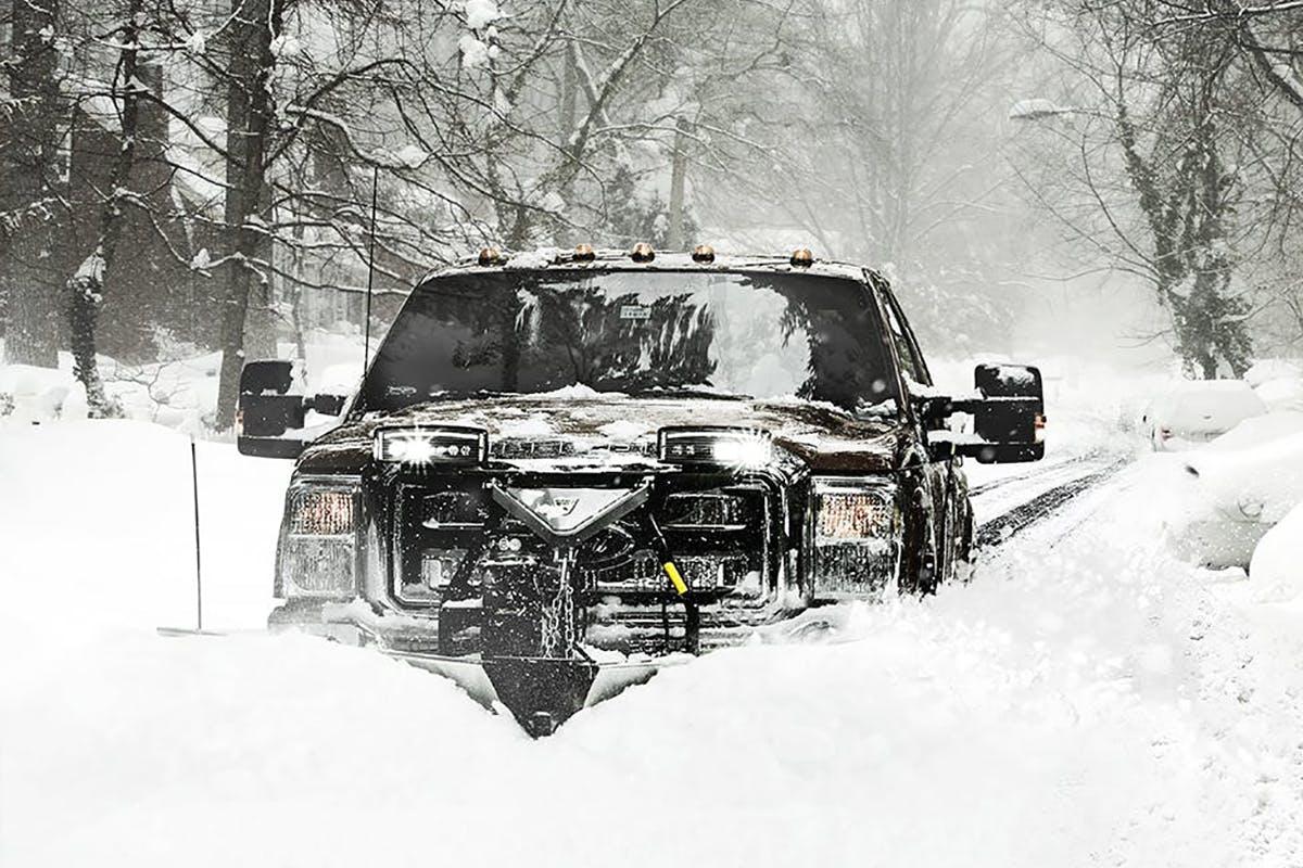 XTREMEV™ Snow Plow