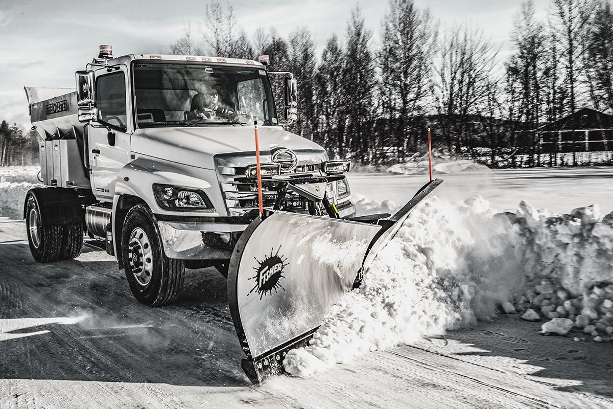 XV2™ Snow Plow