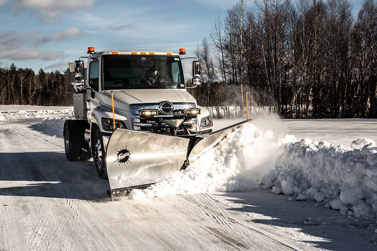 XV2 Snow Plow