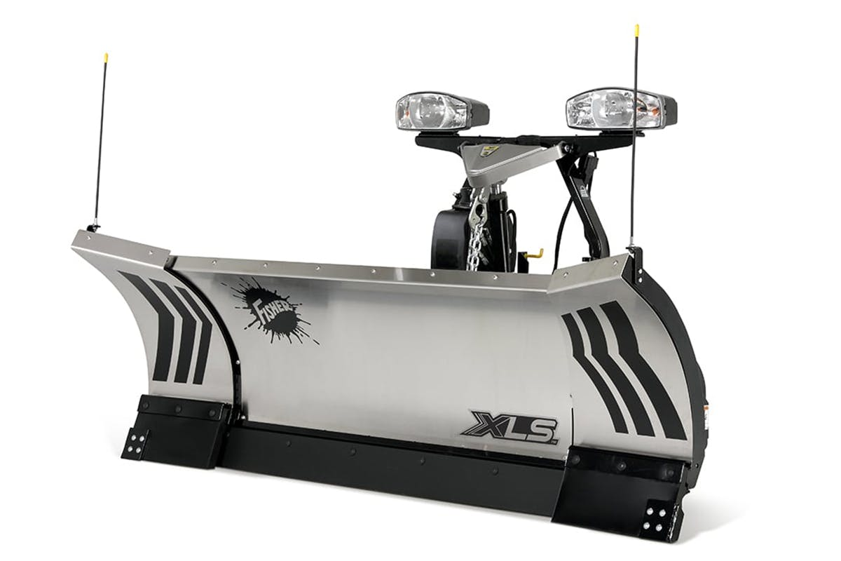XLS Snow Plow - Halogen Headlamps