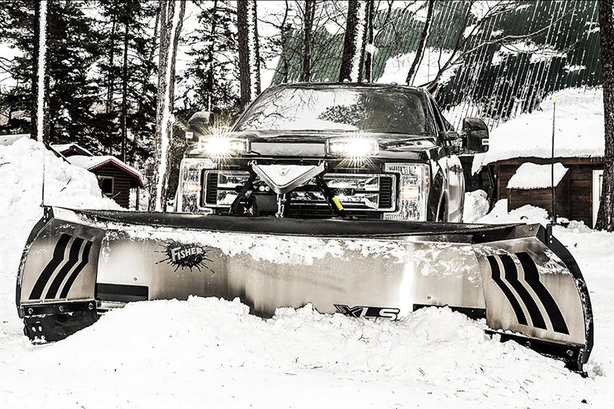 XLS Snow Plow