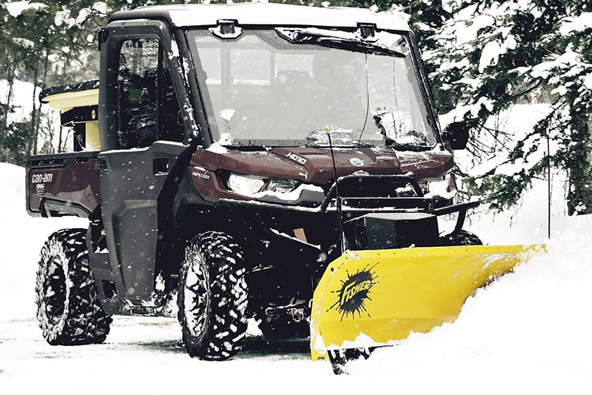 TRAILBLAZER™ UTV Snow Plow