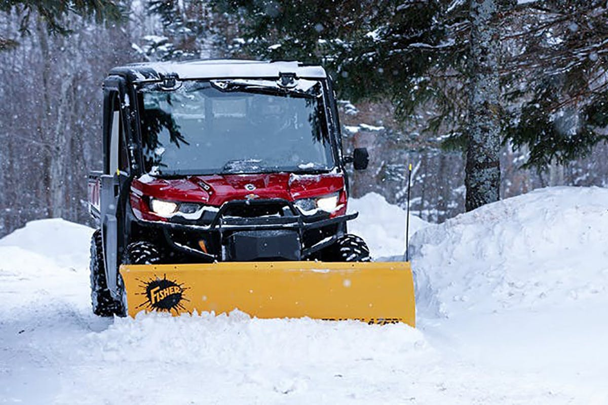 TRAILBLAZER™ UTV Plows
