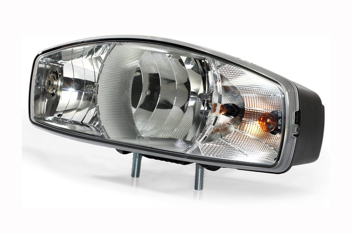 INTENSIFIRE™ Dual-Halogen Headlamps