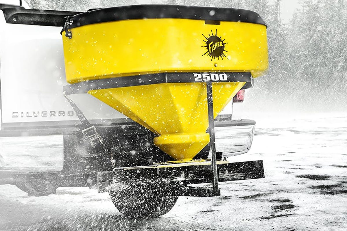 Low Profile 500, 1000 & 2500 Spreaders