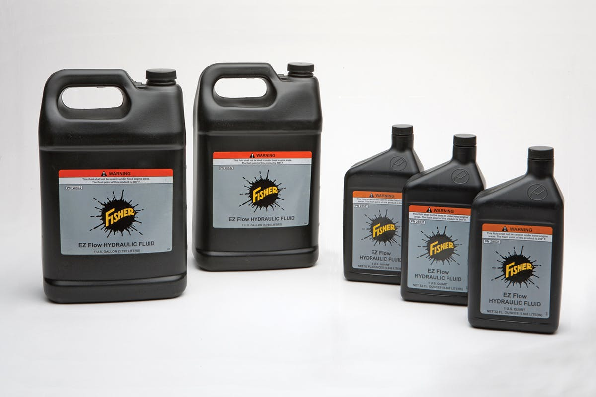 FISHER® EZ FLOW Hydraulic Fluid