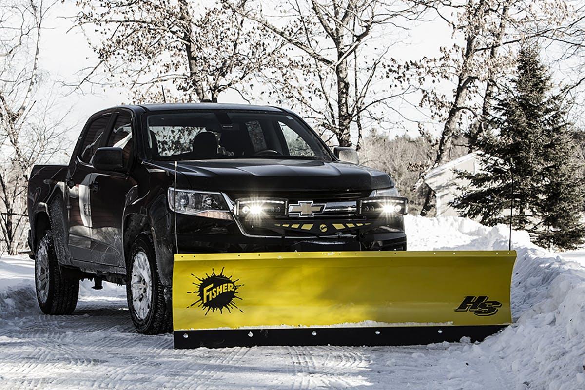 HS Snow Plow