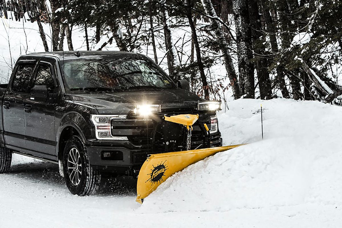 SD Series Snow Plow