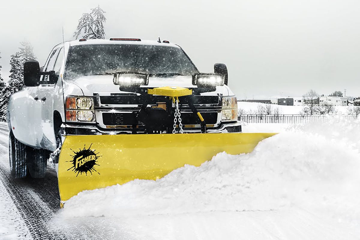 HD2™ Snow Plow