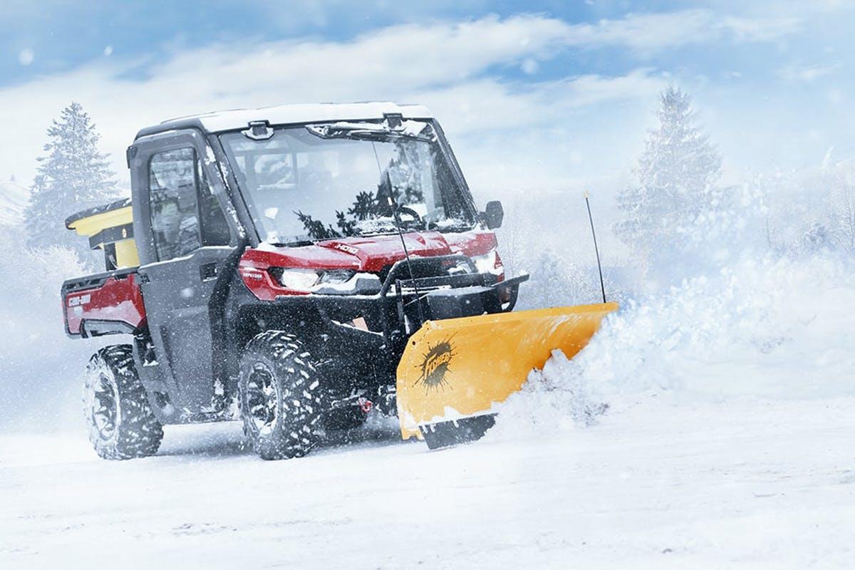 TRAILBLAZER™ UTV Snow Plow