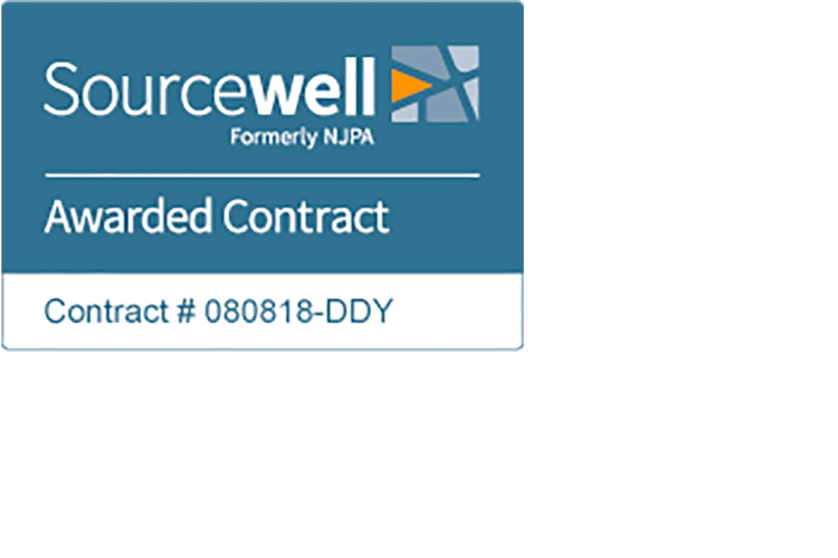 Sourcewell Contract