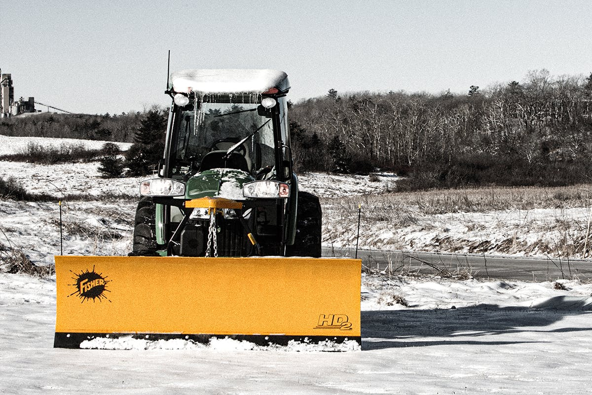Minute Mount® 2 Tractor Attachment Kits for Snowplows