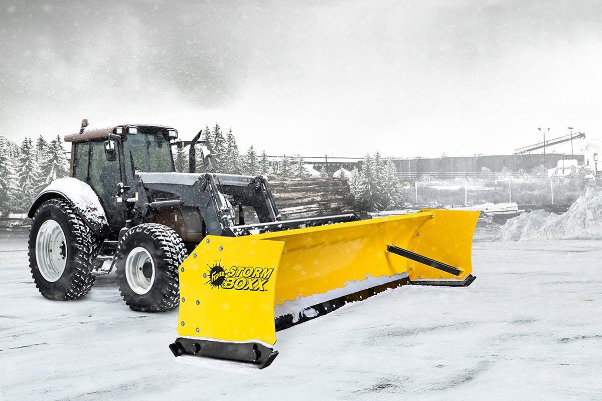 STORM BOXX™ (12', 14' & 16') Snowplows