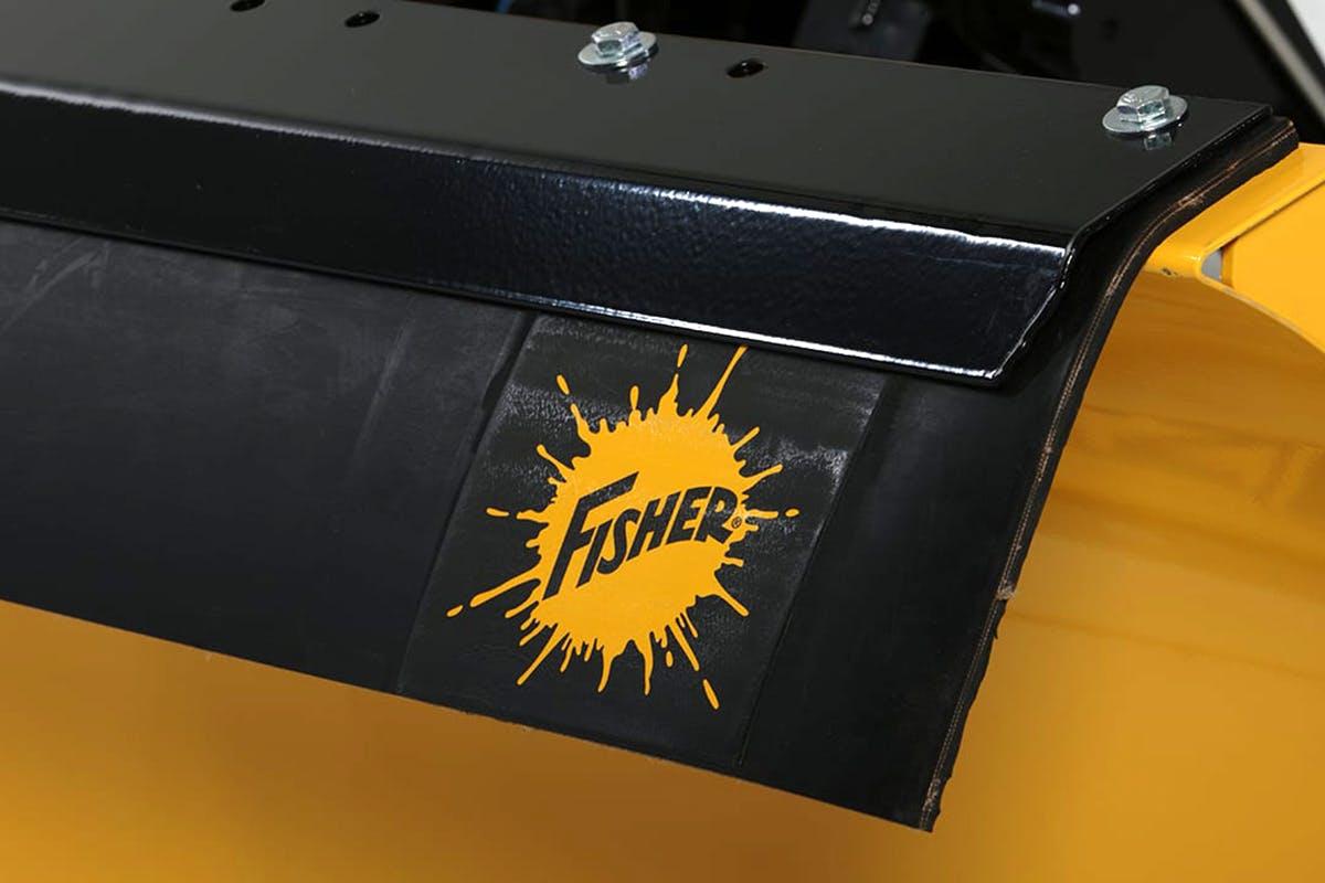 Rubber Deflector