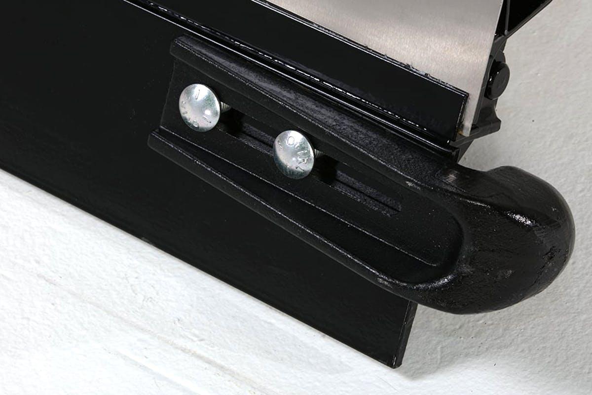 Curb Guard Kit - Cast Iron