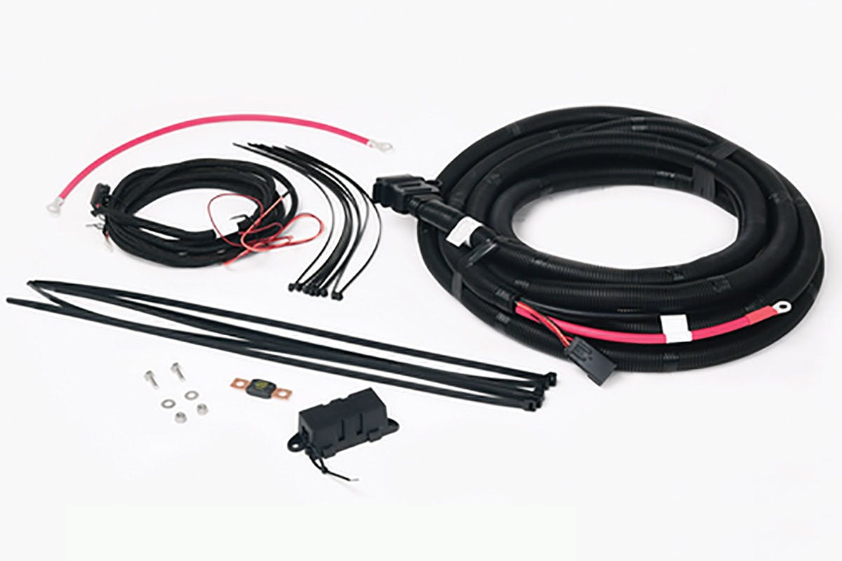 Vehicle Side Harness Kit