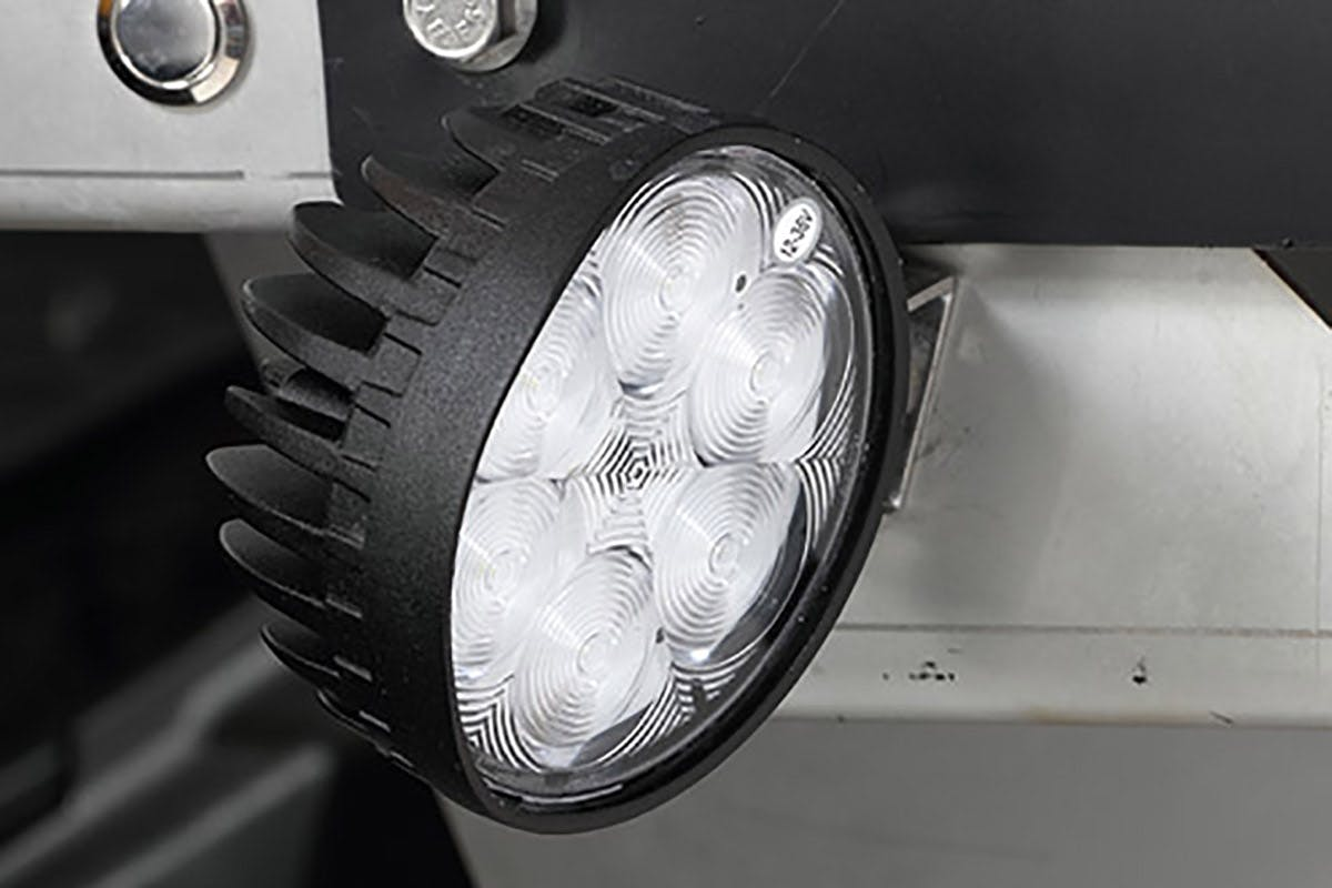 Auxiliary Work Light Kit