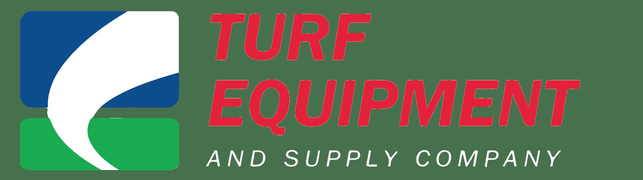 Company logo for 'Turf Equipment and Supply Company'.