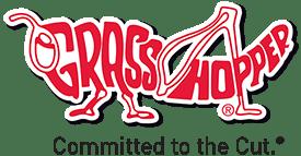 Company logo for 'Grasshopper'.