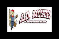 AD Moyer Lumber Logo