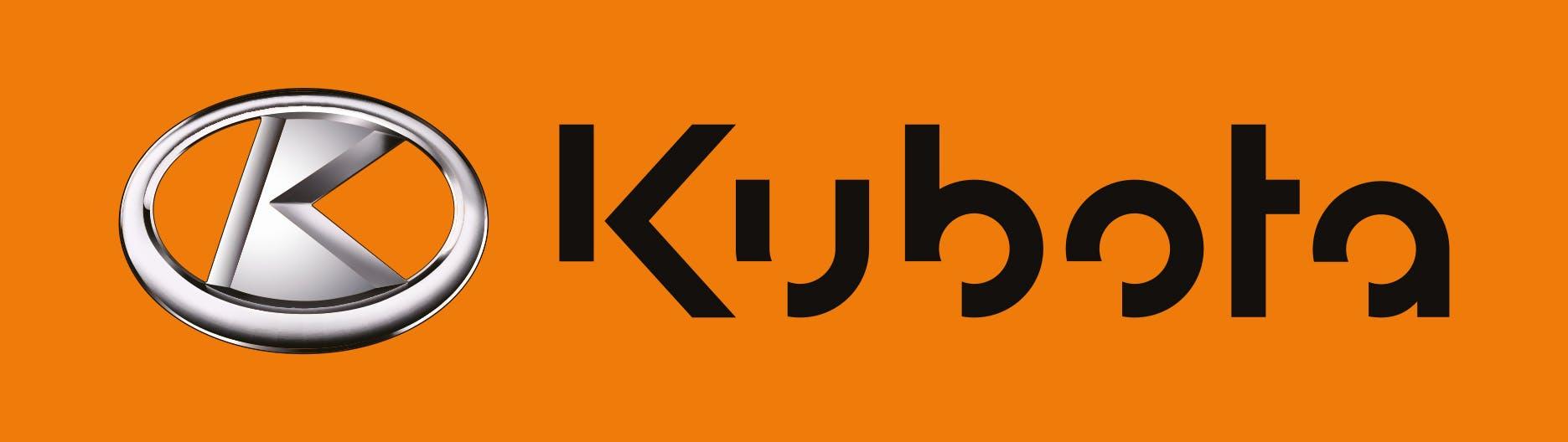 Company logo for 'Kubota Tractor Corporation'.