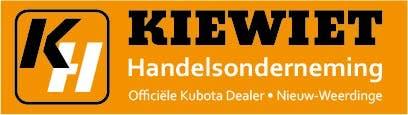 Company logo for 'KIEWIET HANDELSONDERNEMING'.