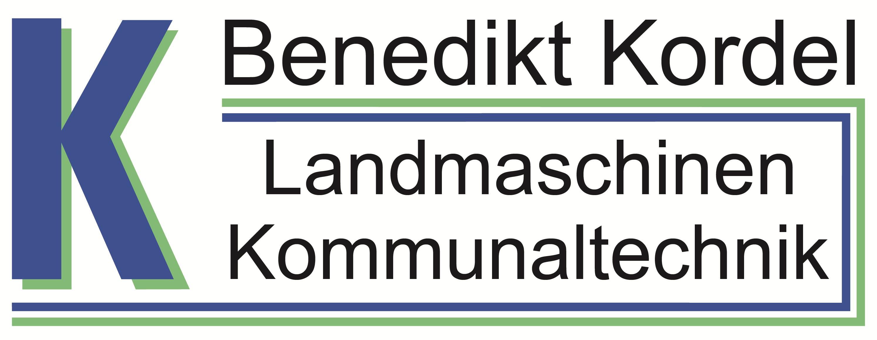 Company logo for 'Benedikt Kordel GmbH & Co. KG'.