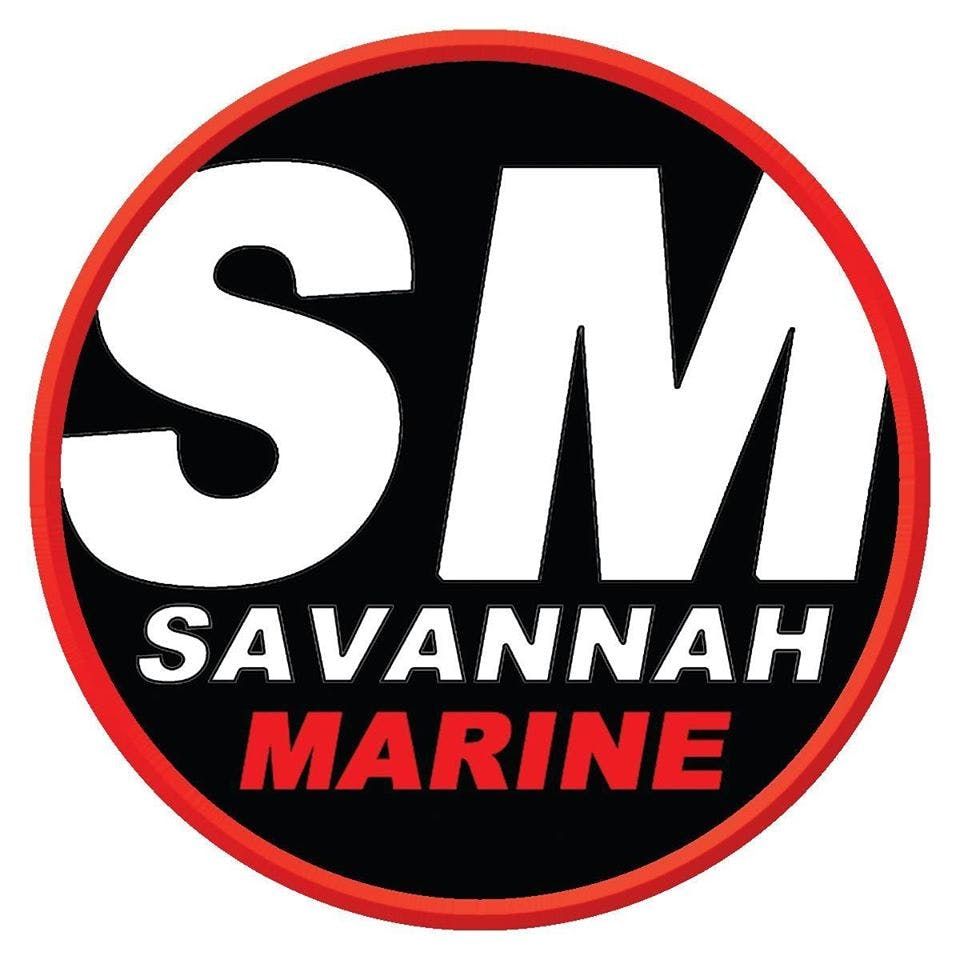 Company logo for 'Savannah Marine Inc'.