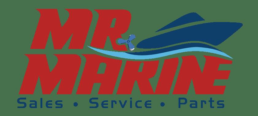 Company logo for 'Mr Marine Inc'.