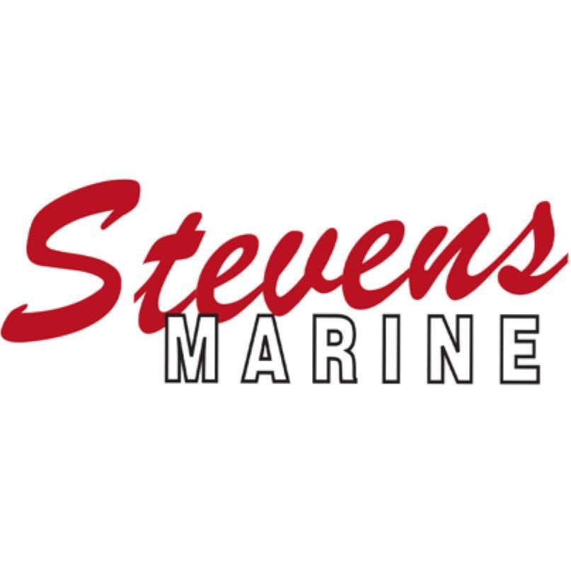Company logo for 'Stevens Marine'.