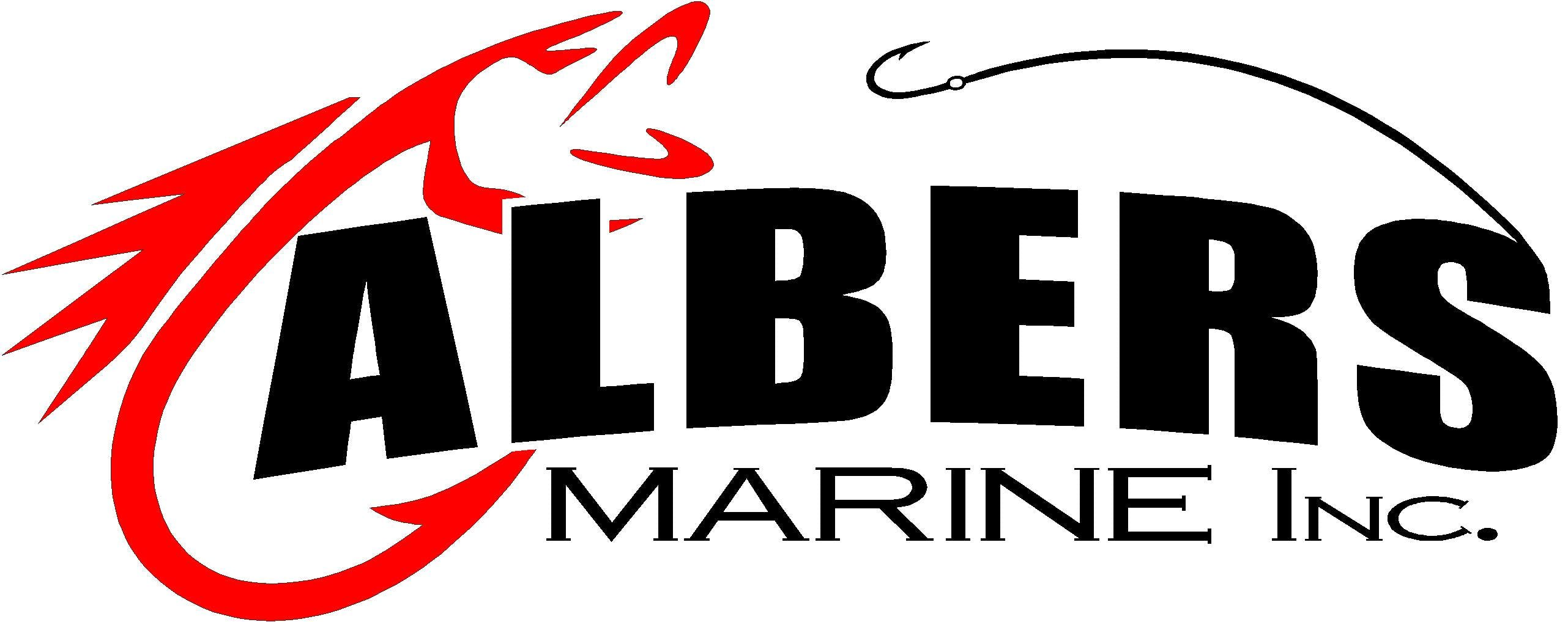 Company logo for 'Albers Marine Inc'.