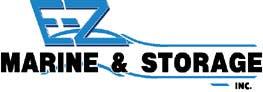 Company logo for 'E-Z Marine & Storage Inc'.