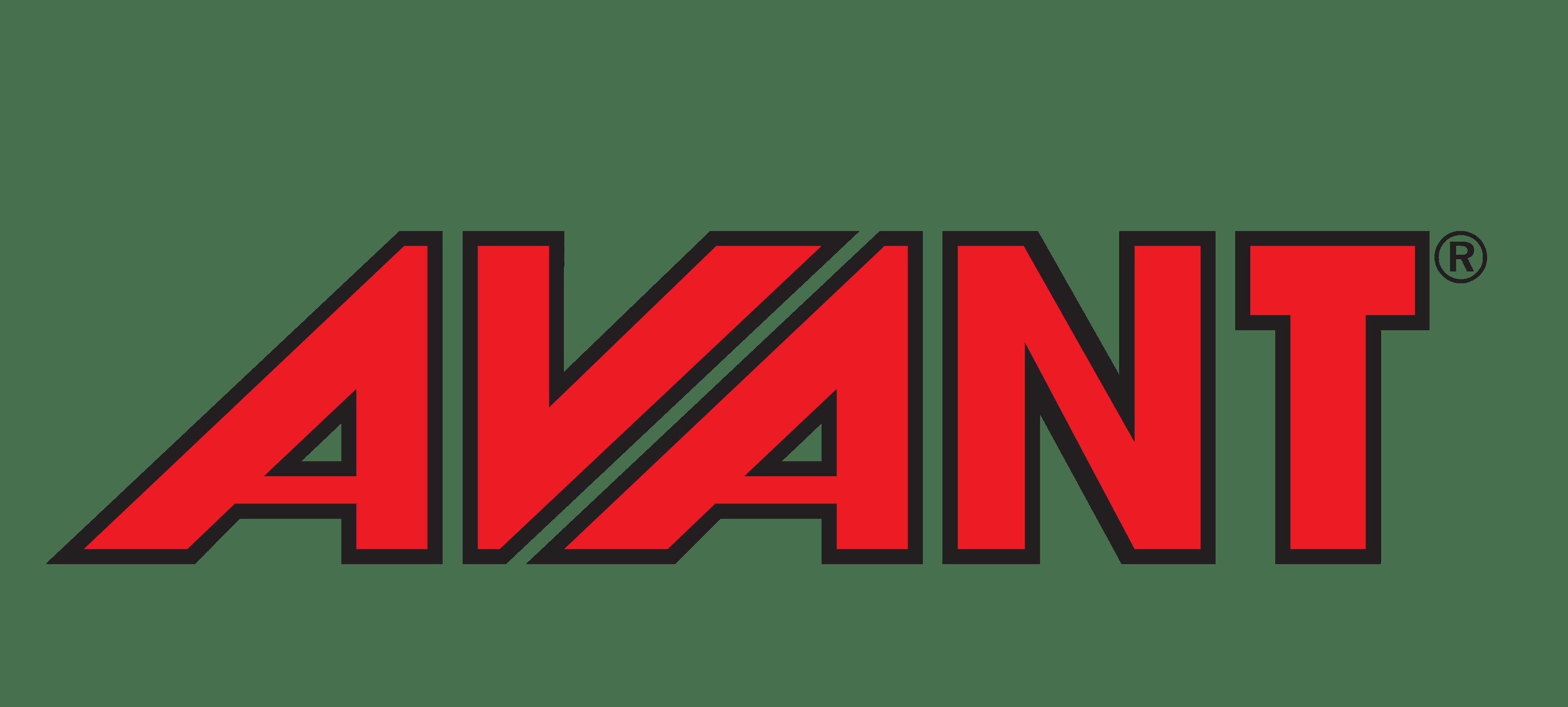 Company logo for 'Avant'.