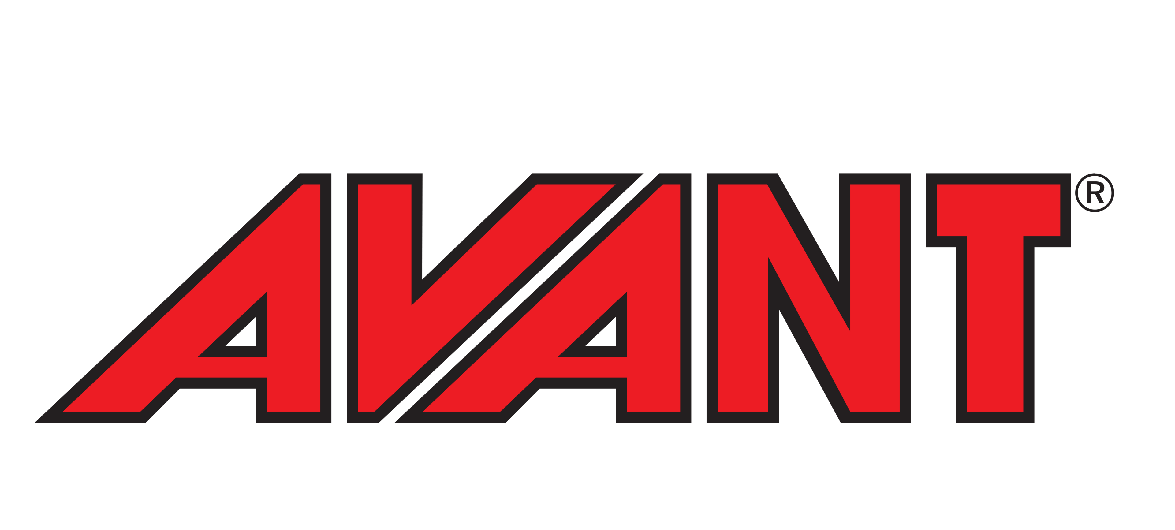 Company logo for 'Avant'.