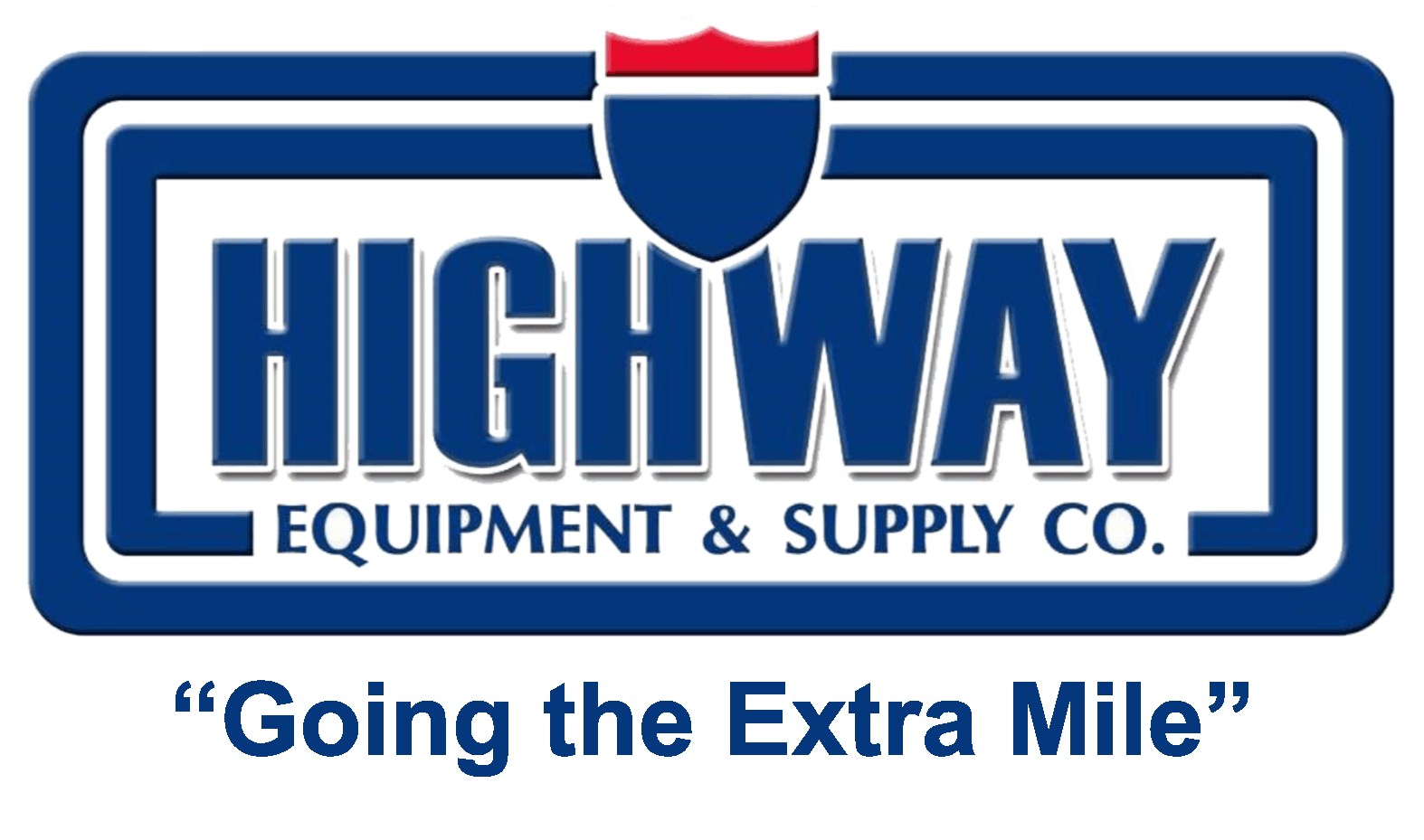Company logo for 'Highway Equipment & Supply'.