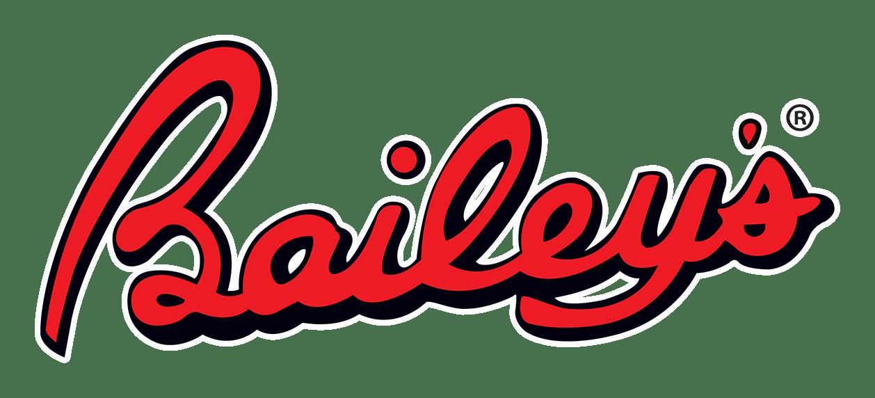 Company logo for 'Bailey's'.
