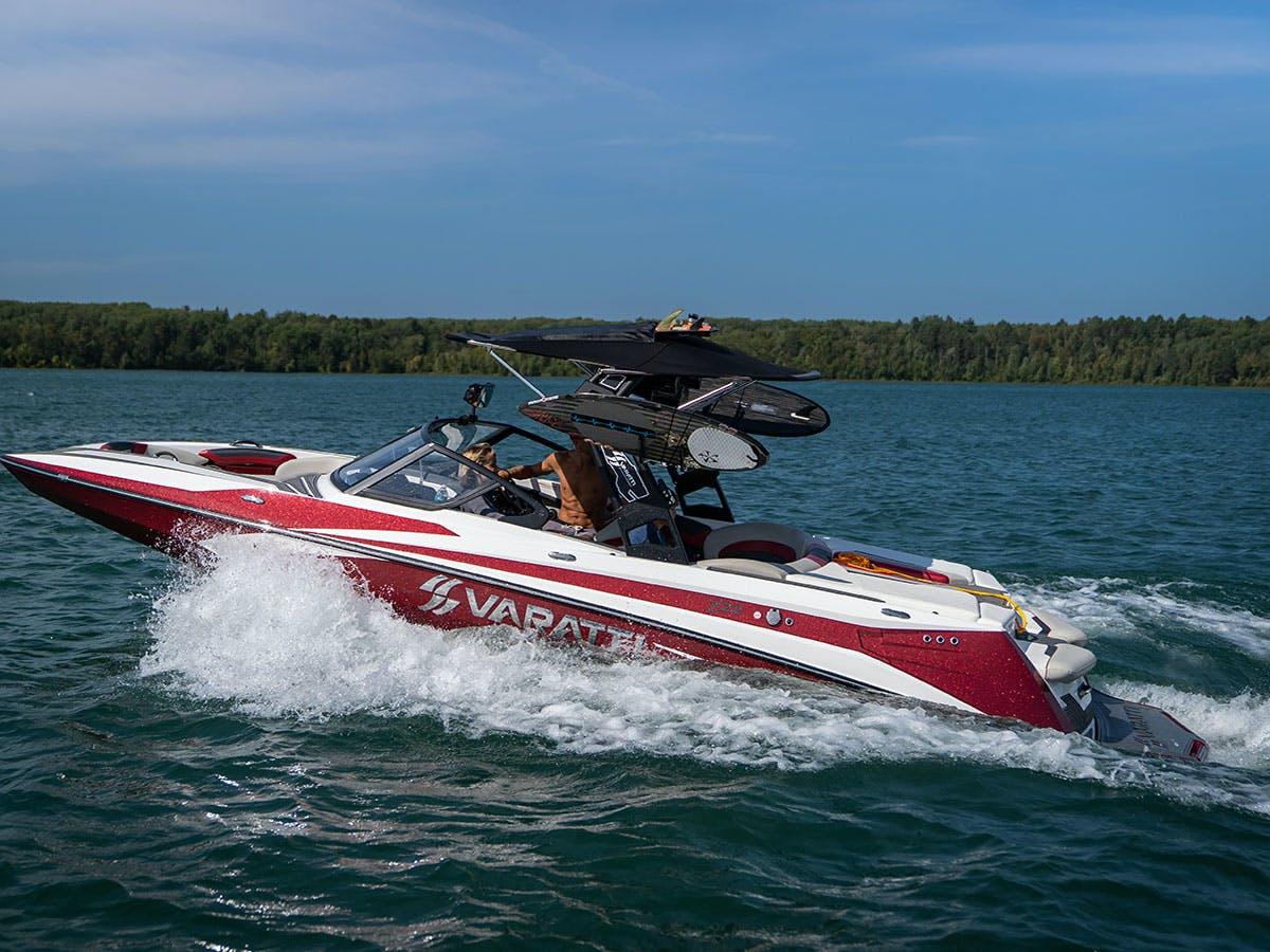 Varatti Boats Red