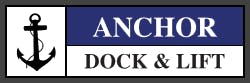 Company logo for 'Anchor Dock & Lift - Annandale'.